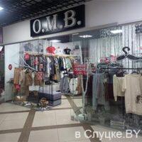 Магазин одежды O.M.B.